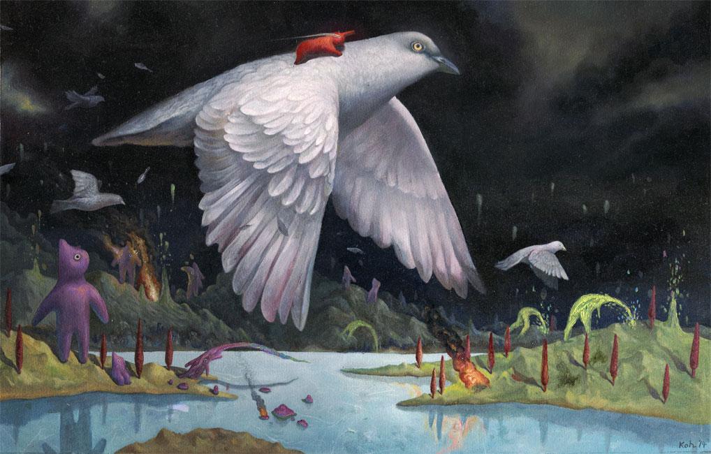 Kisung Koh - Dove