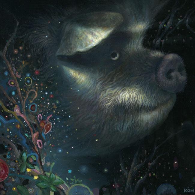 Kisung Koh - My Little Piggie