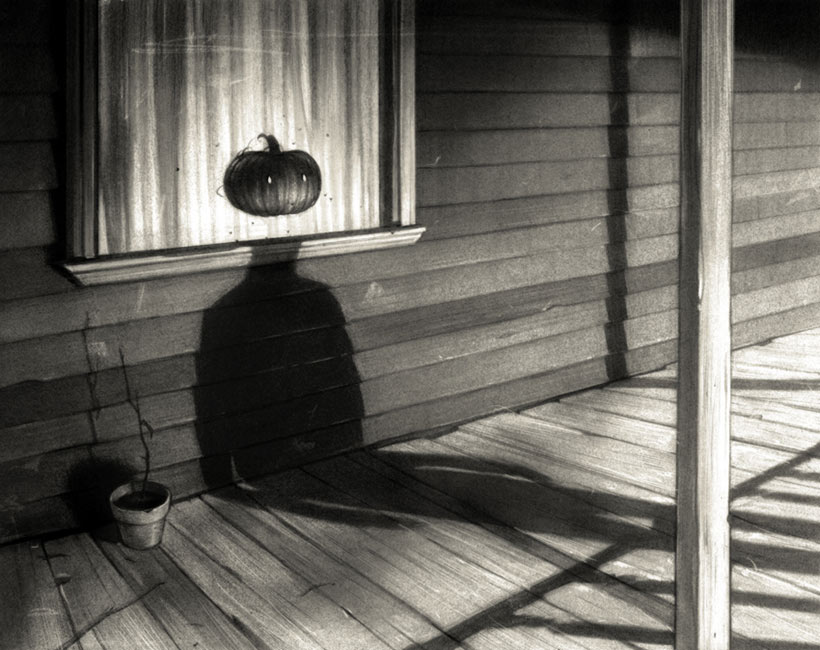 Sam Wolfe Connelly - Autumn Window
