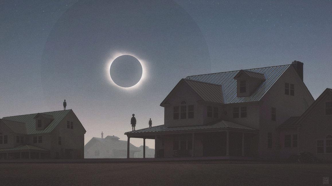 Yuri Shwedoff - Solar Eclipse