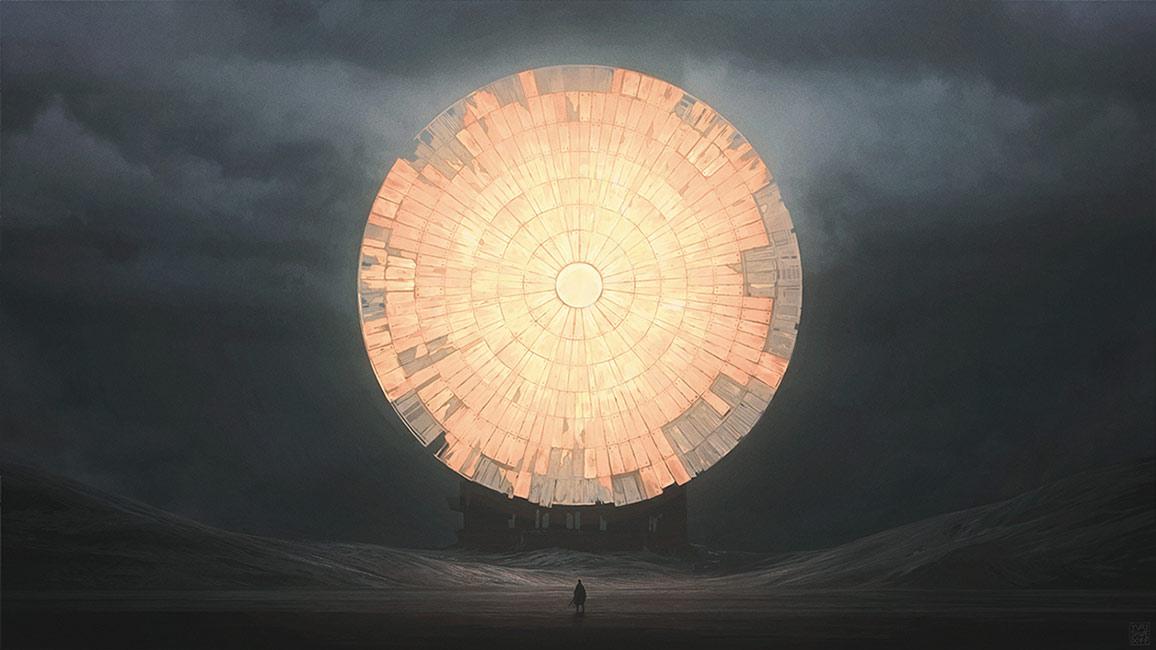 Yuri Shwedoff - The Sun