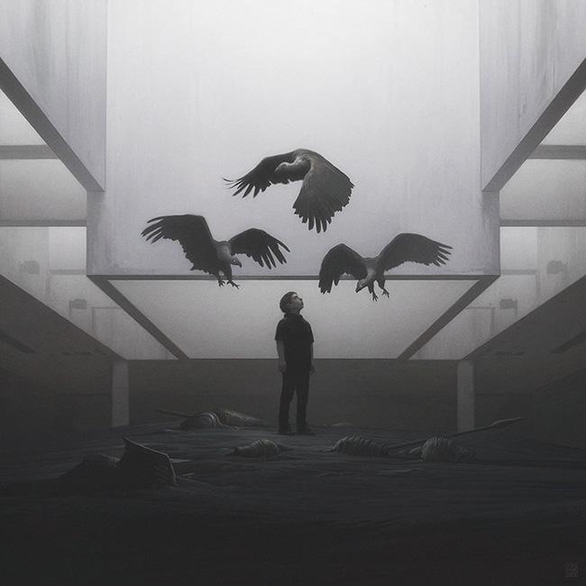 Yuri Shwedoff - Vultures