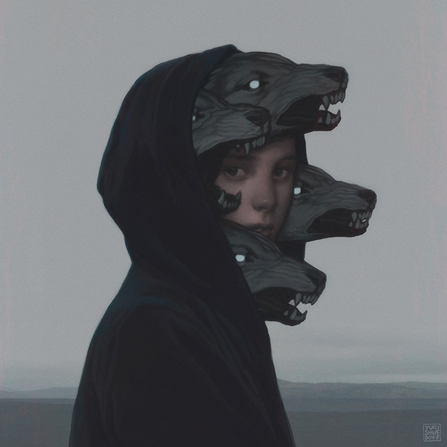 Yuri Shwedoff – Magic Within the Remains – Artist Profile