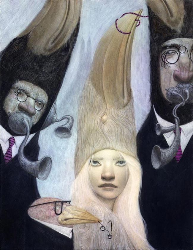 Bill Carman - The Novitiate