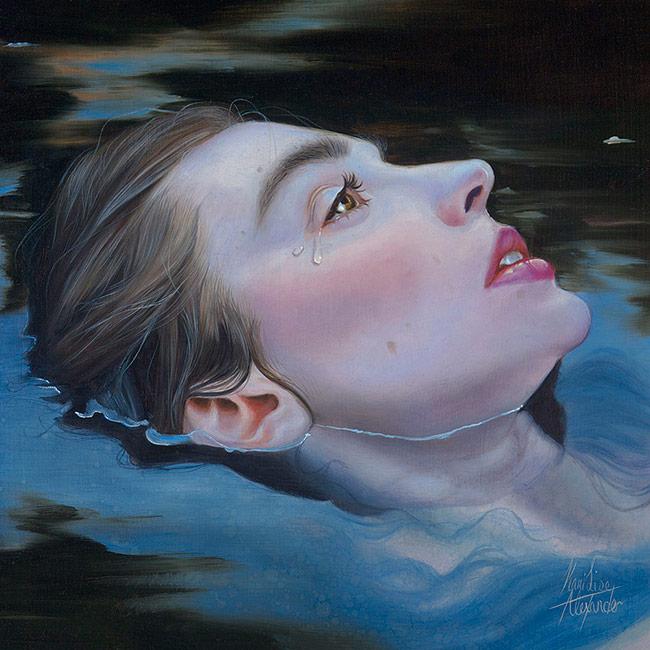 Kari-Lise Alexander - Waterborne