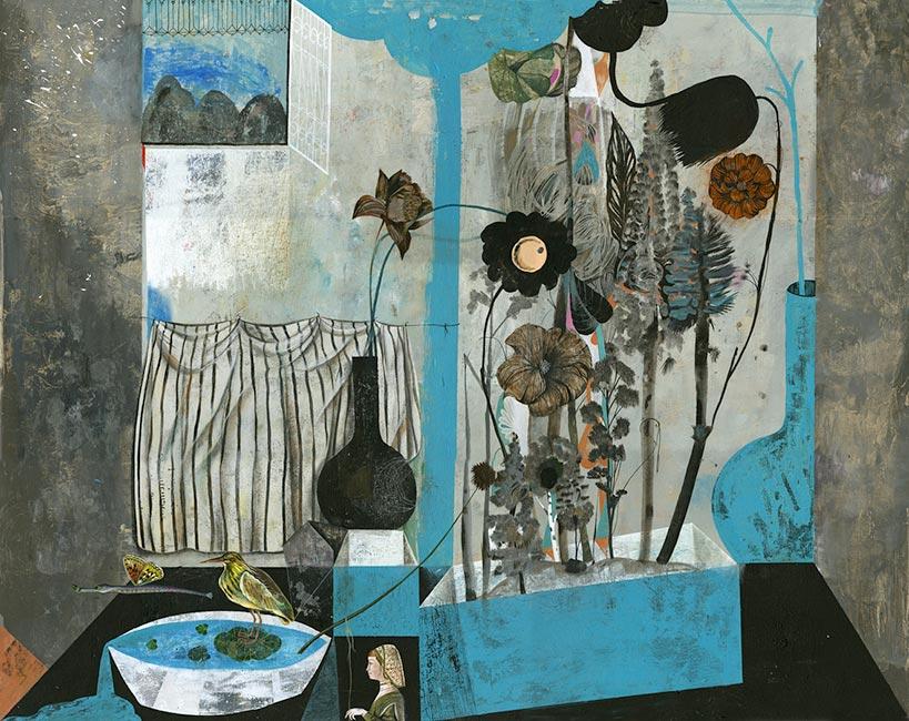 Olaf Hajek - Still Life 2