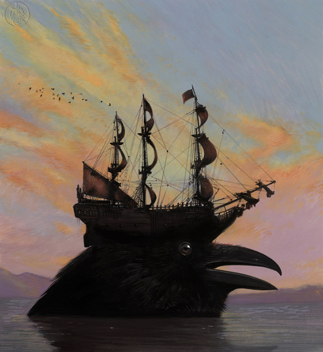 Bill Mayer - Black Sails