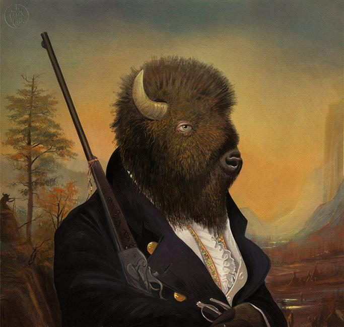 Bill Mayer - Buffalo Soldier