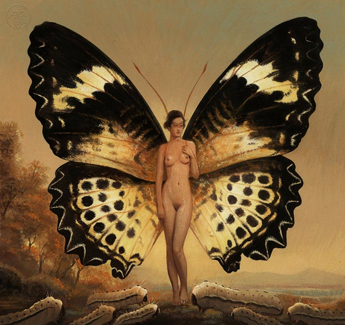 Bill Mayer - Butterfly Queen