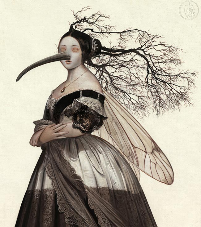 Bill Mayer - Lady Ibis