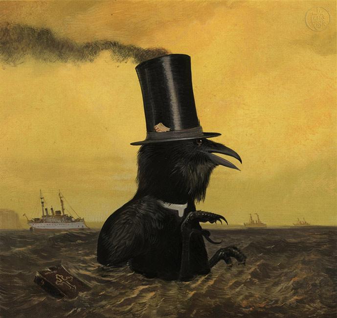 Bill Mayer - Old Crow