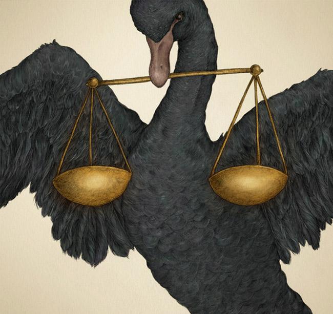 Jessica Roux - Black Swan