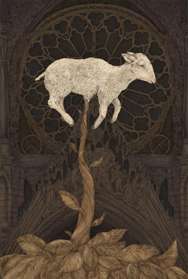 Jessica Roux - The Vegetable Lamb of Tartary