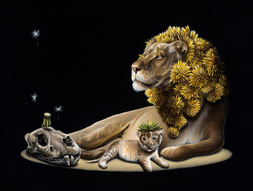 Jacub Gagnon - Dandy Lions