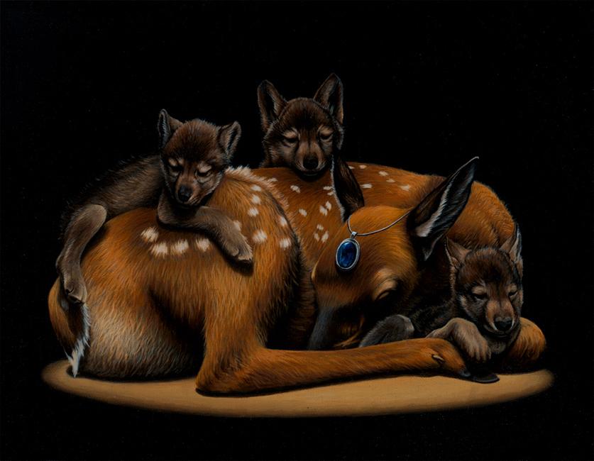 Jacub Gagnon - Deer Friends