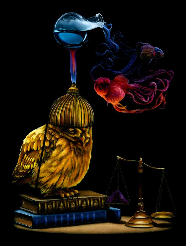 Jacub Gagnon - The Alchemist's Assistant