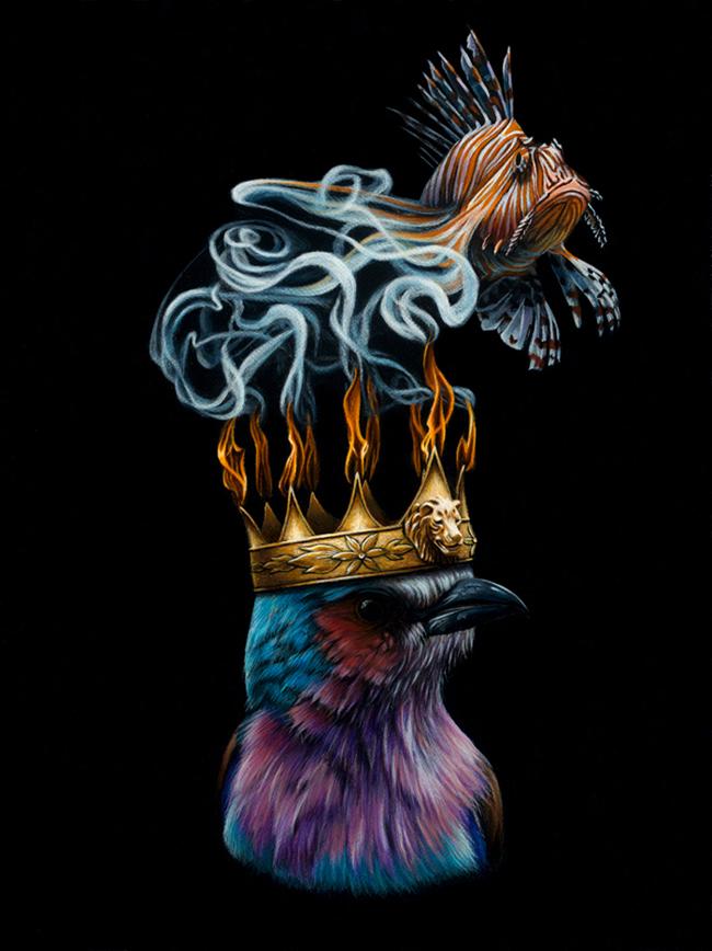 Jacub Gagnon - The Lion Crown