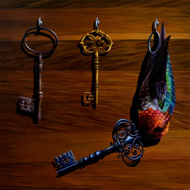 Jacub Gagnon - The Skeleton Key