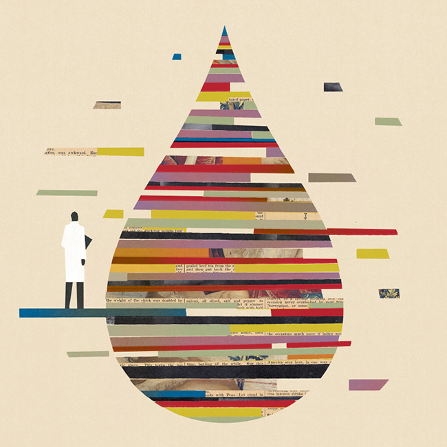 Keith Negley - Blood