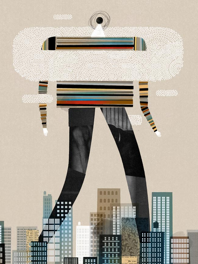 Keith Negley - Walking
