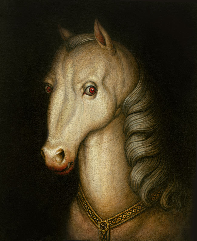 Marc Burckhardt - The Vampire Horses of the Great Cummerbund Steeplechase