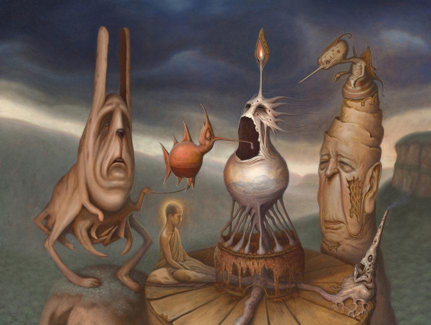 Matt Dangler - Feeding the Inner Sanctum