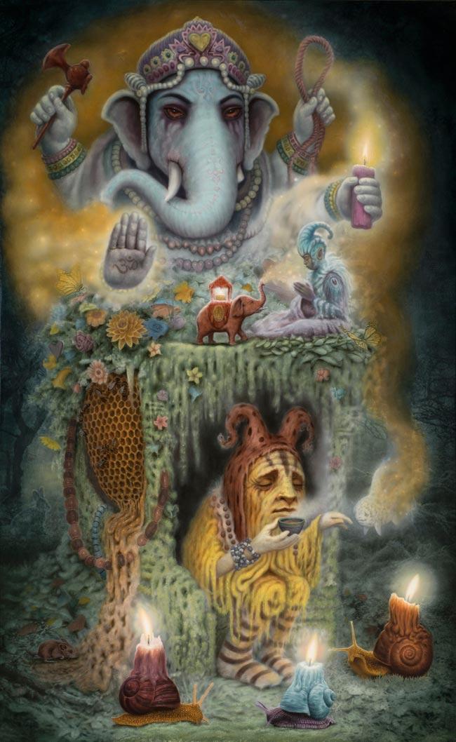 Matt Dangler - Ganesha's Inner Garden