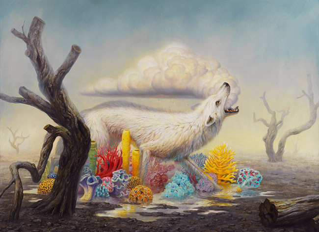 Martin Wittfooth - Rainsong