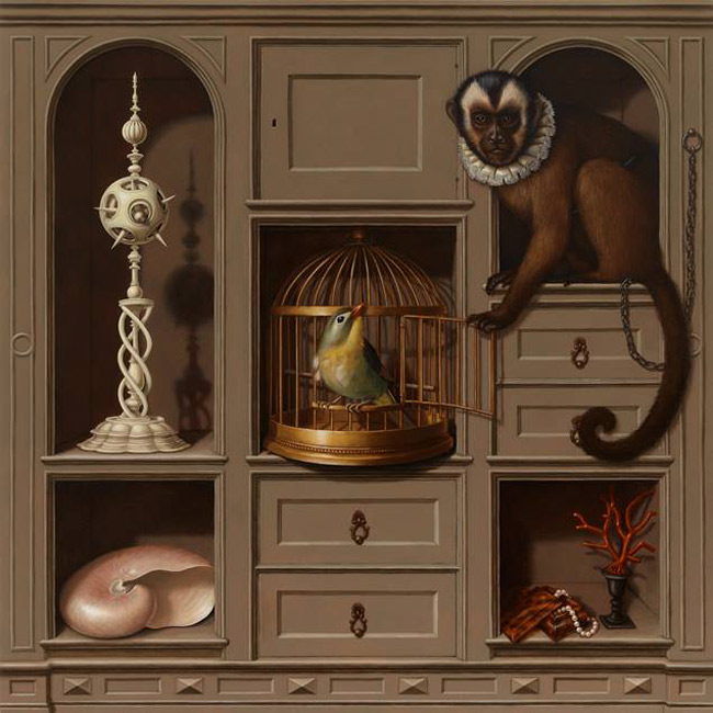Madeline von Foerster - The Collection Cabinet