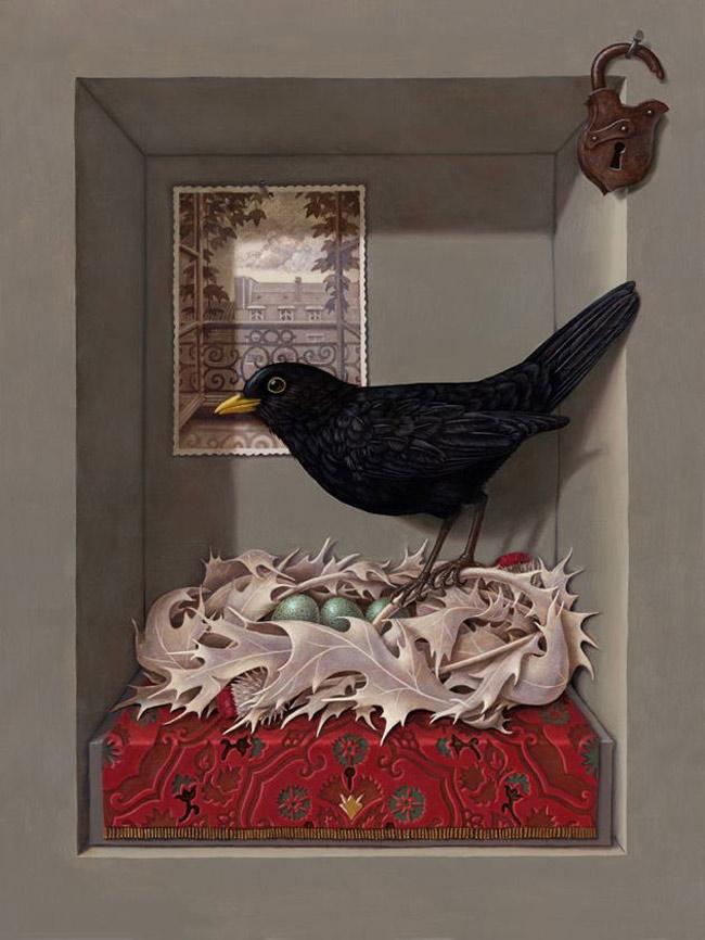 Madeline von Foerster - Untitled (Blackbird)