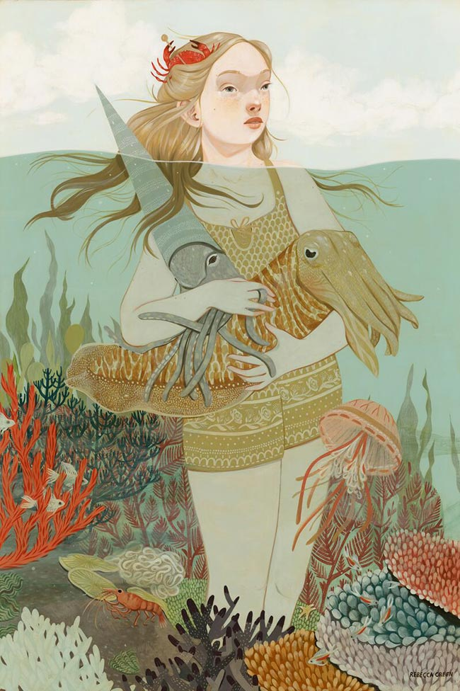 Rebecca Green - The Sea-Saw