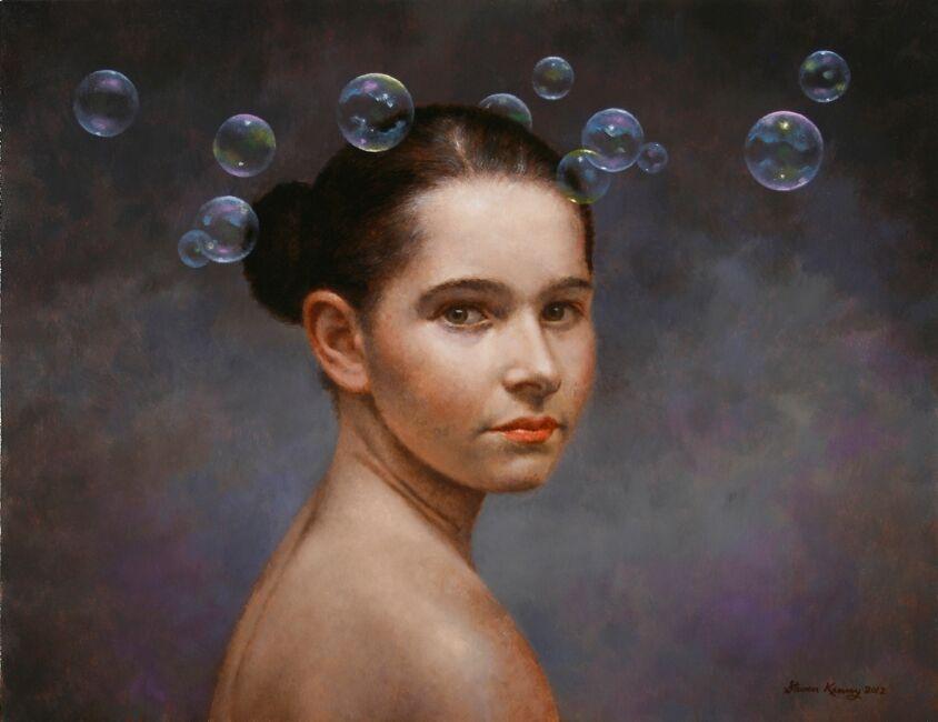 Steven Kenny - Bubbles