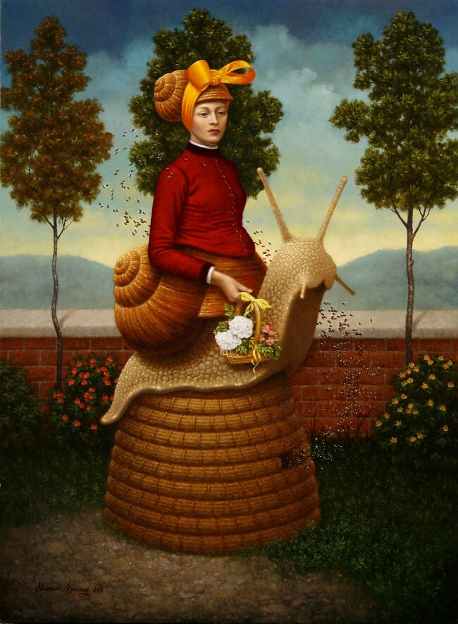 Steven Kenny - The Beekeeper's Wife