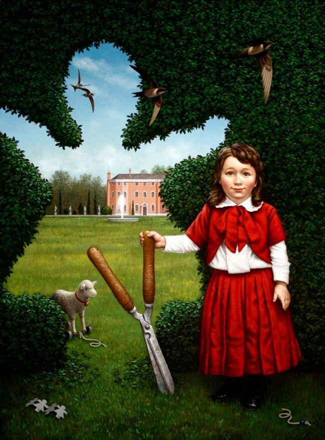 Steven Kenny - The Gardener's Daughter