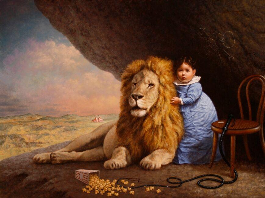 Steven Kenny - The Lion Tamer's Daughter