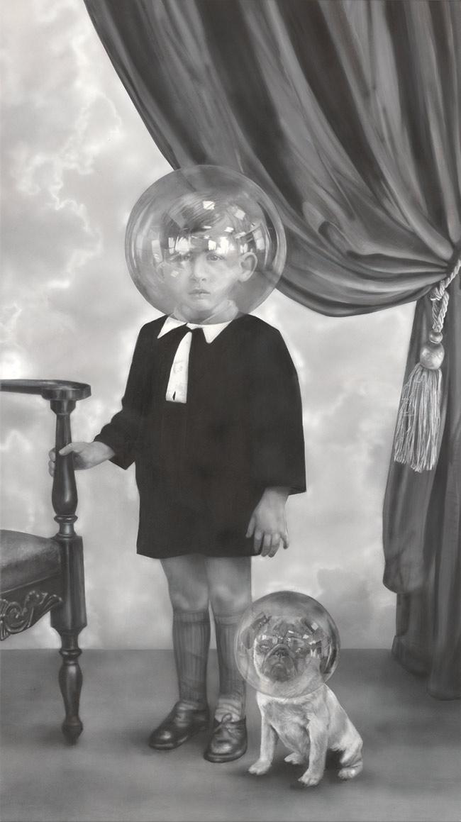 Zoé Byland - Boy on the Moon