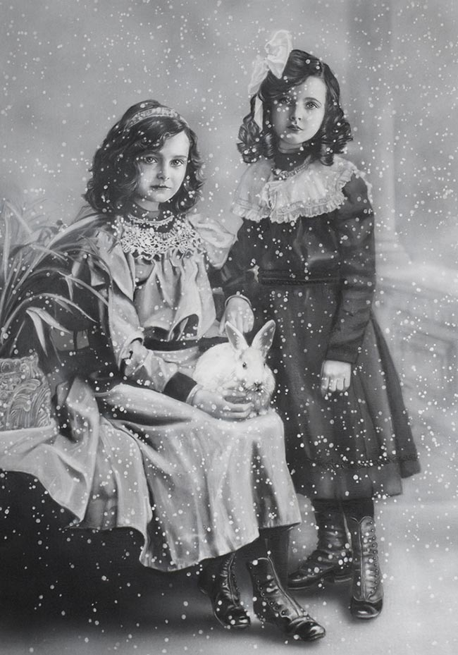 Zoé Byland - Sisters and Snowrabbit