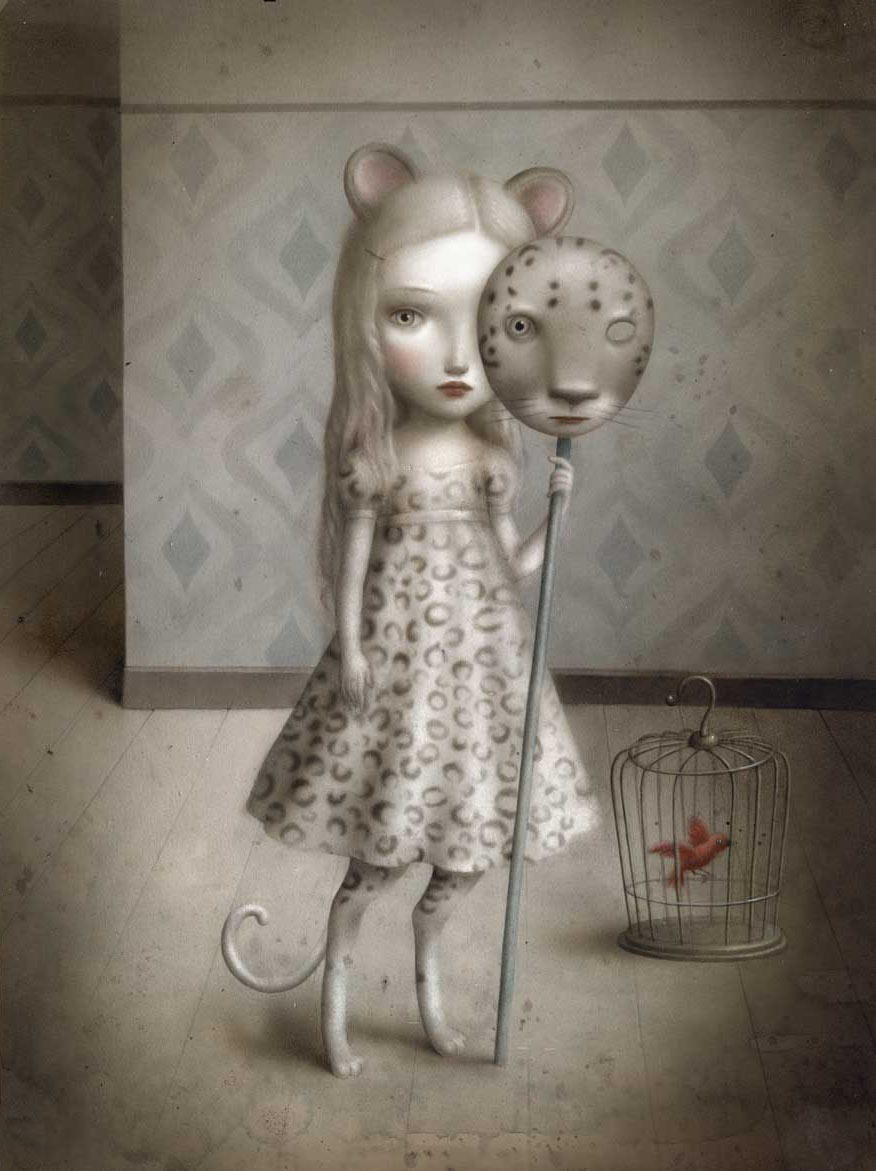 Nicoletta Ceccoli - Beastina