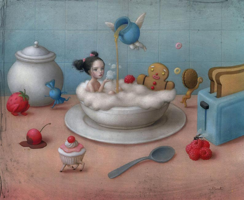 Nicoletta Ceccoli - Eat-Me, Drink Me