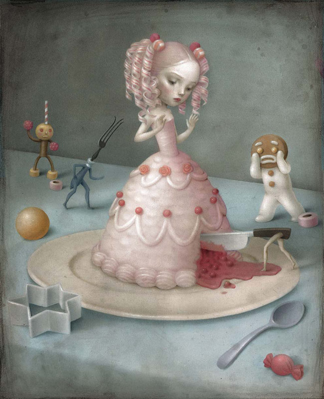 Nicoletta Ceccoli - Just Dessert