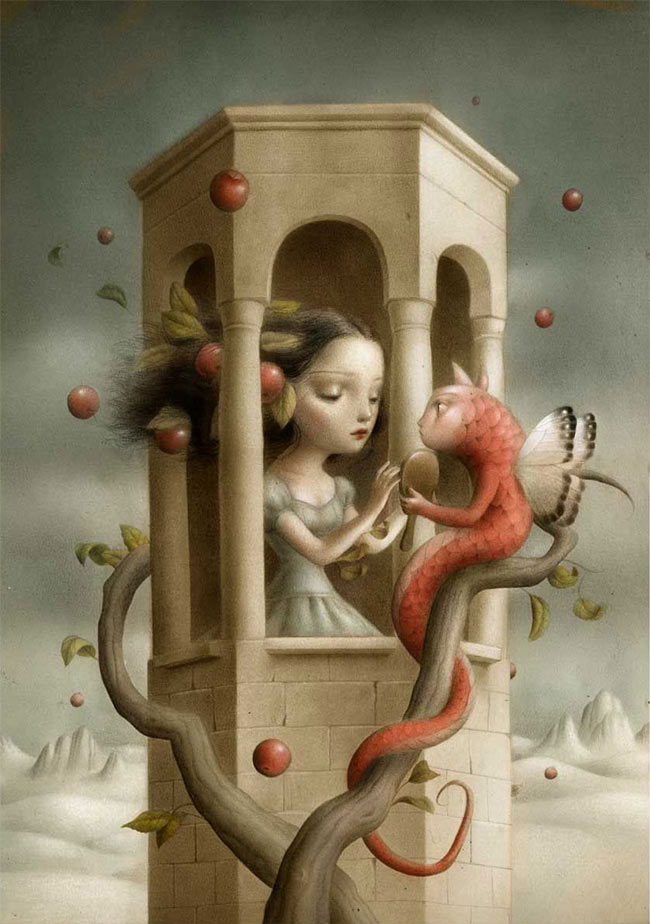 Nicoletta Ceccoli - Tower