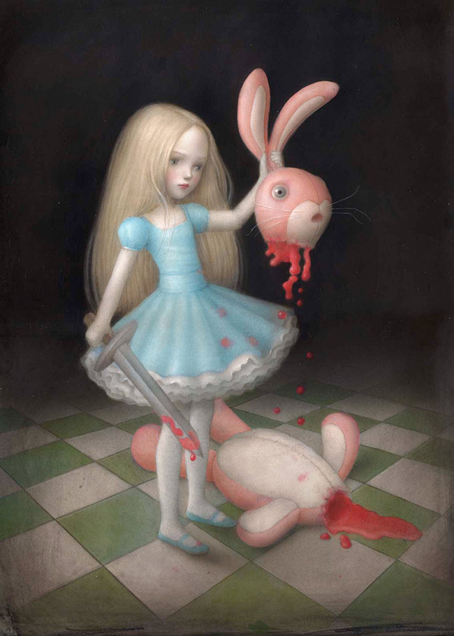 Nicoletta Ceccoli – Paradoxical Nightmares – Artist Interview