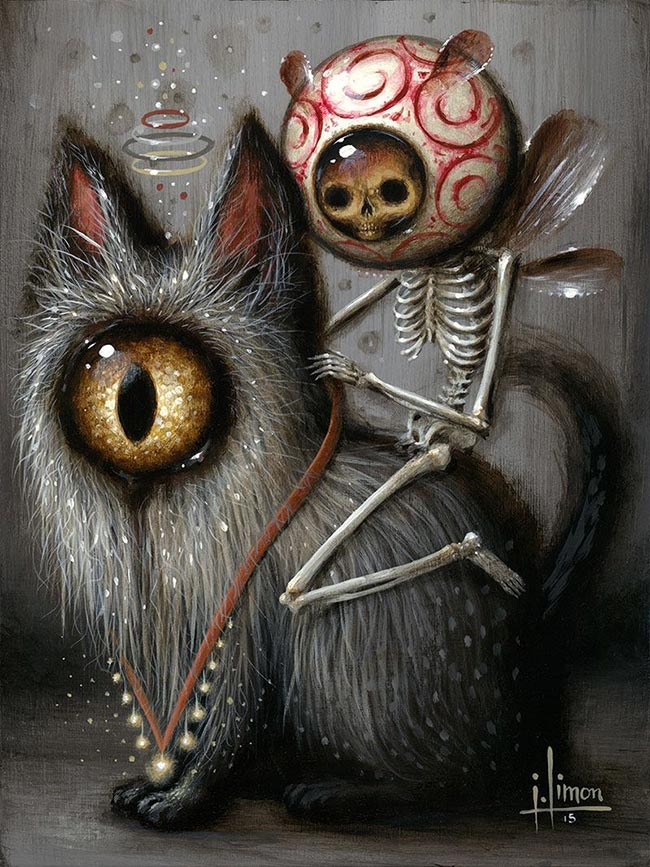 Jason Limon - Faulty Feline IV