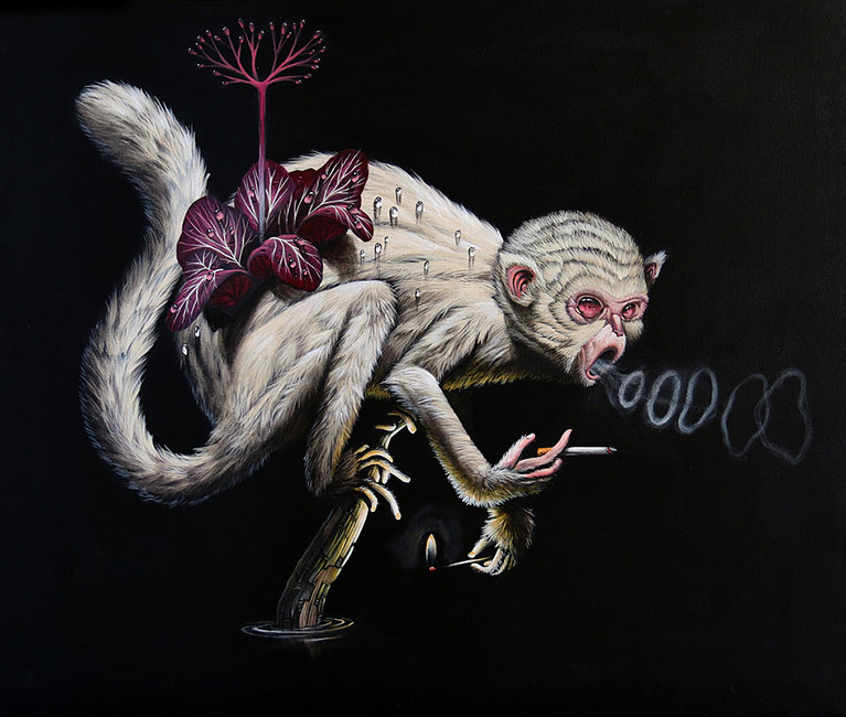 Veks Van Hillik – Ode to Fantasy – Artist Profile