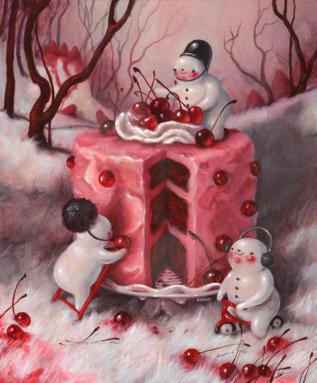 Brandi Milne - The Last of the Snowmen