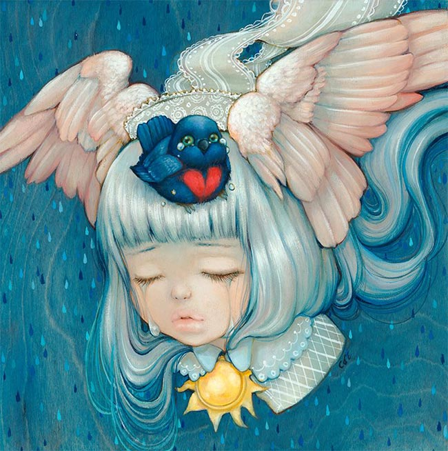 Camilla d'Errico - Little Bird