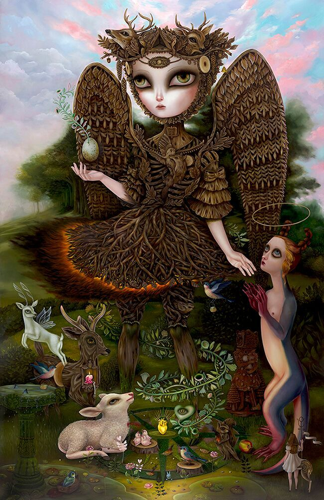 Jennybird Alcantara - Charming the Wilds