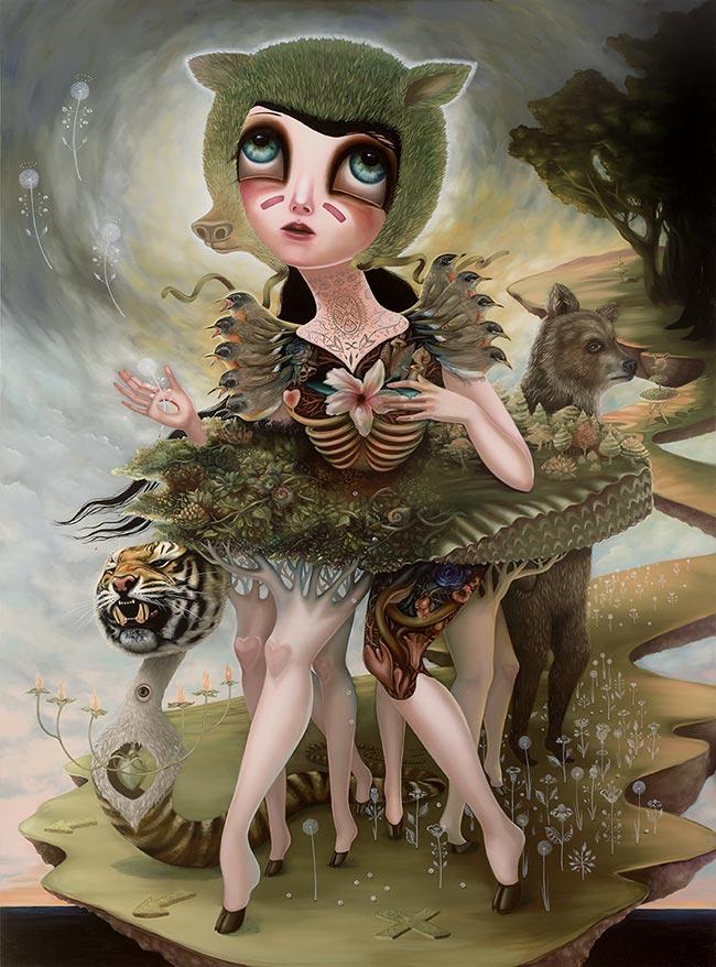 Jennybird Alcantara - Creature of Saintly Disguise