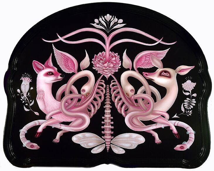 Jennybird Alcantara - Dissecting Girls Disguised as Butterflies
