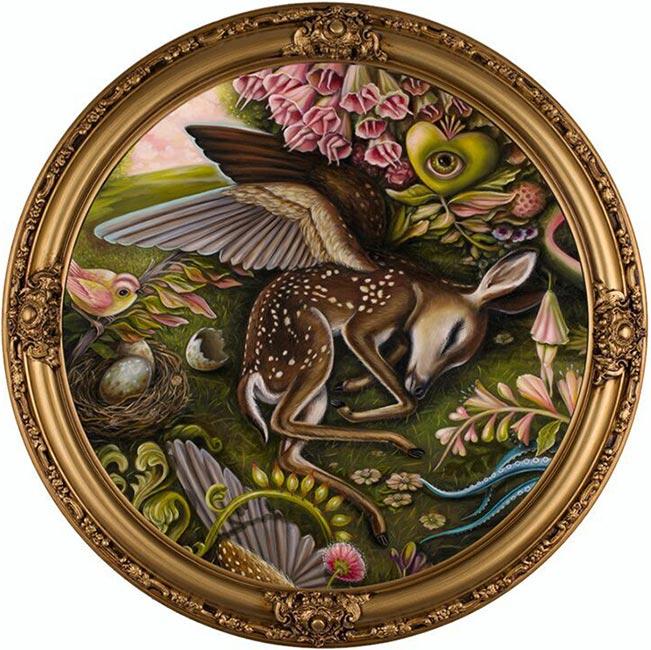 Jennybird Alcantara - Dream Garden